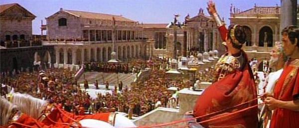 Проект Римская империя